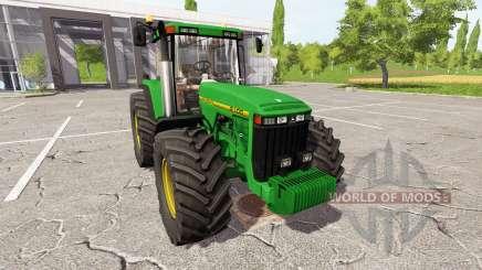 John Deere 8100 für Farming Simulator 2017