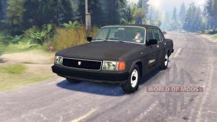 GAZ-31029 Volga pour Spin Tires