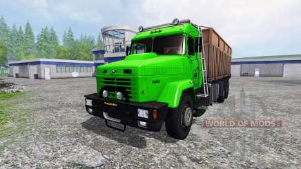 KrAZ-64431 v1.1 pour Farming Simulator 2015
