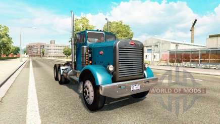 Peterbilt 351 v2.0 pour Euro Truck Simulator 2
