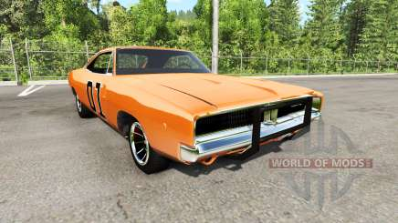 Dodge Charger RT 1970 General Lee pour BeamNG Drive
