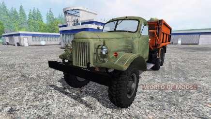 ZIL 157 camion pour Farming Simulator 2015