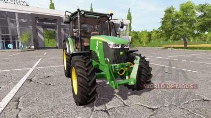 John Deere 5085M v1.3 pour Farming Simulator 2017