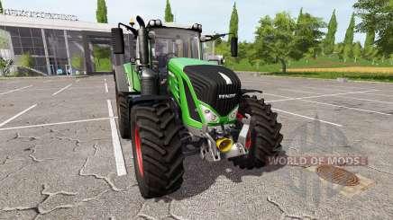 Fendt 939 Vario für Farming Simulator 2017