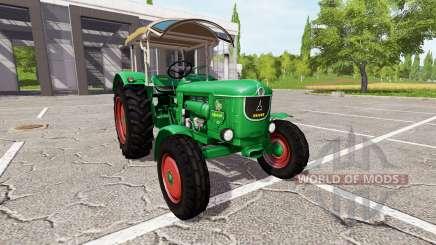 Deutz D80 v1.2 für Farming Simulator 2017
