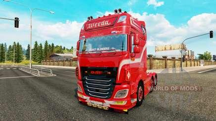 DAF XF 106.510 Weeda für Euro Truck Simulator 2