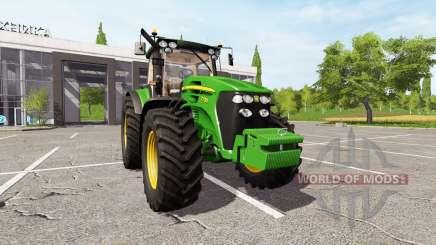 John Deere 7730 v2.0 pour Farming Simulator 2017