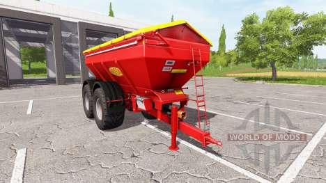 BREDAL K165 für Farming Simulator 2017