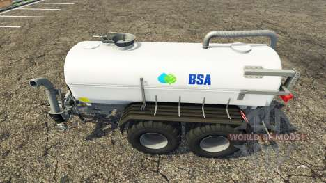 BSA für Farming Simulator 2015