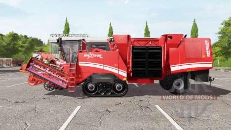 Grimme Maxtron 620 nine meters pour Farming Simulator 2017