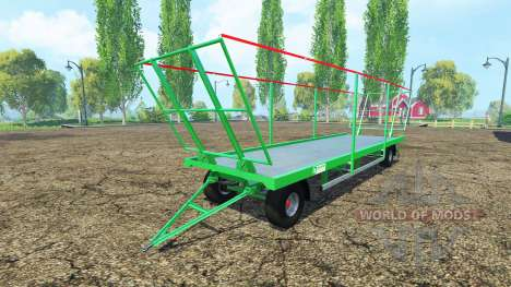Kroger PWS 18 für Farming Simulator 2015