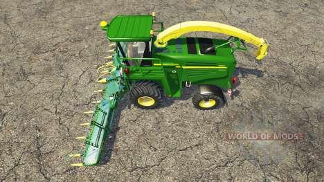 John Deere 7950i pour Farming Simulator 2015