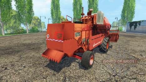 Enisey 1200Н für Farming Simulator 2015