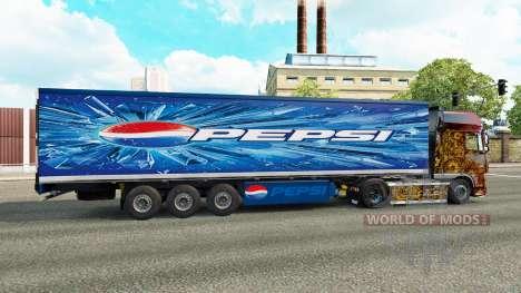 Skins der trailer für Euro Truck Simulator 2