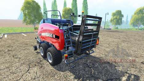 Case IH LB 334 v2.0 pour Farming Simulator 2015