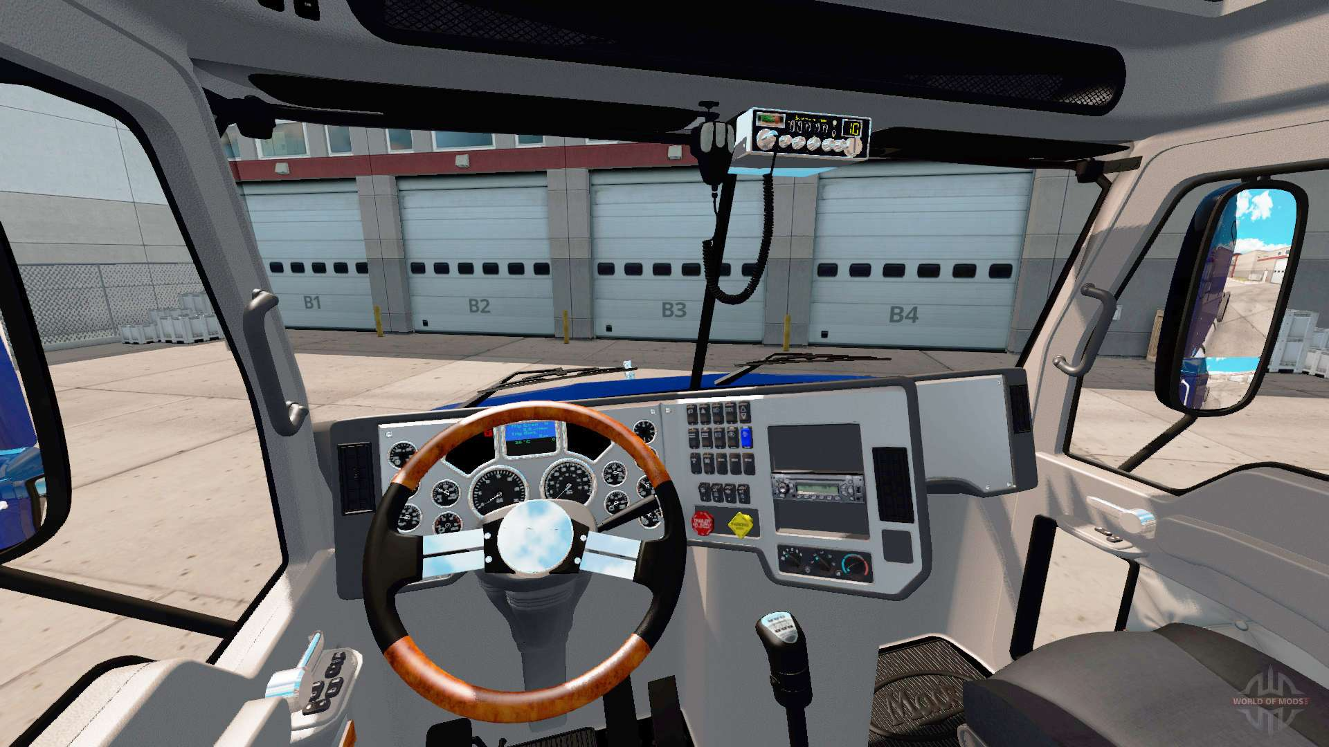 Mack Pinnacle pour American Truck Simulator