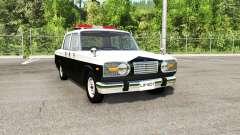Ibishu Miramar Japanese Police pour BeamNG Drive