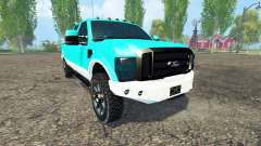 Ford F-250 FX4 king ranch