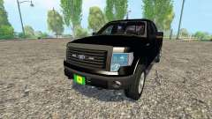 Ford F-150 Unmarked Police