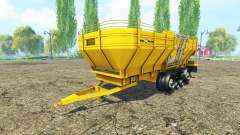 ROPA Big Bear pour Farming Simulator 2015