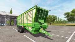 Krone TX 460 D pour Farming Simulator 2017