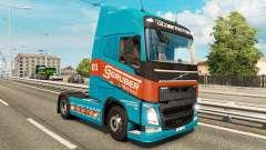 Peaux pour la circulation des camions v2.1