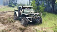 Willys Pickup Crawler 1960 v1.8.5
