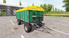Oehler OL ZDK 180 P pour Farming Simulator 2017