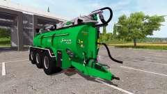 Samson PG II 27 für Farming Simulator 2017