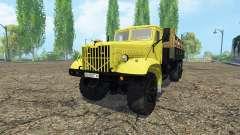 KRAZ 214 für Farming Simulator 2015
