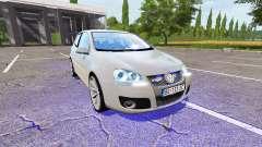 Volkswagen Golf GTI (Typ 1K) Unmarked Police