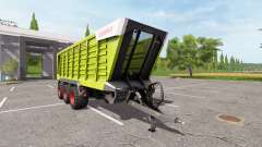 CLAAS Cargos 760 für Farming Simulator 2017