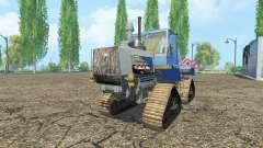 T 150K crawler