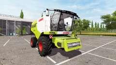 CLAAS Lexion 770 v1.4 pour Farming Simulator 2017
