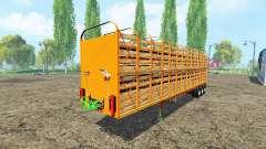 Shkotovsky semi-trailer v1.1 für Farming Simulator 2015