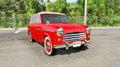 Satsuma 210 1958