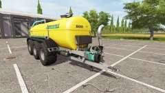 Zunhammer SKE 30 PUD pour Farming Simulator 2017