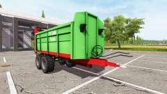 Unia Tytan 8 für Farming Simulator 2017