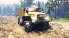 Ural 4320 Sibirien