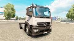 Mercedes-Benz Antos v1.1 für Euro Truck Simulator 2
