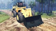 Caterpillar 994F pour Spin Tires