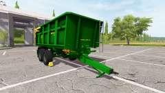 ZDT Mega 13 pour Farming Simulator 2017