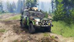VAZ 2121 Niva-Expedition v4.0