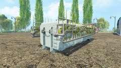 ITRunner Cistern liquid manure