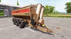BERGMANN GTW 430 pour Farming Simulator 2017