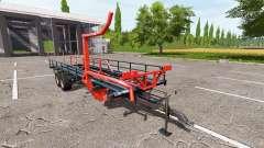 URSUS T-127 Plus pour Farming Simulator 2017