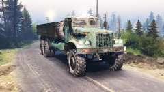KrAZ 257 v3.0 für Spin Tires