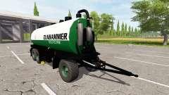 Zunhammer pour Farming Simulator 2017