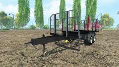 Holz-Anhänger BRANTNER