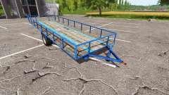 Remorque pour le transport du bois v0.5